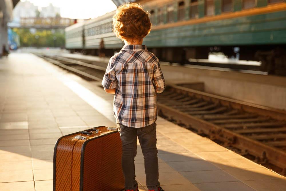 Можно Ли В 16 Лет Ездить В Поезде Одному