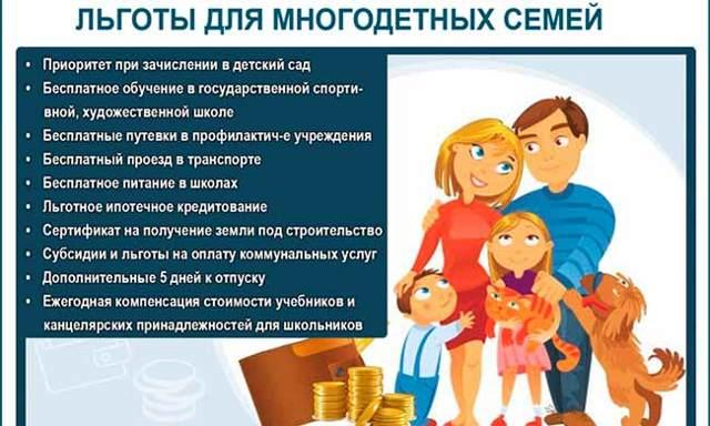 Свердловской Области Многодетная Семья Что И Какой Имеет Право На Получение Жилья