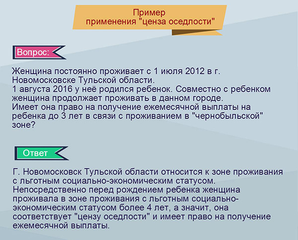 Нужно ли быть прописанным в чернобыльской зоне чтобы получать деньги