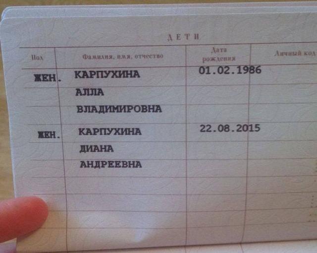 Какие Нужны Документы Для Записи В Паспорт Ребенка