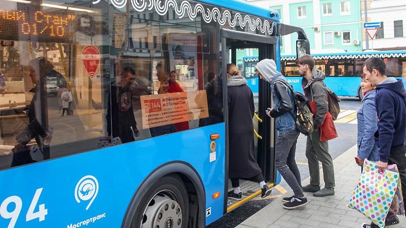 Мосгортранс жалобы на автобусы